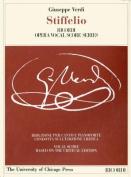Stiffelio Dramma Lirico in Three Acts by Francesco Maria Piave
