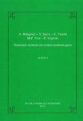 Numerical Methods for Atomic Quantum Gases