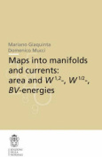 Maps into Manifolds and Currents