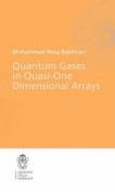 Quantum Gases in Quasi-one-dimensional Arrays