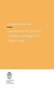 Geometric Properties of Non-compact CR Manifolds (Publications of the Scuola Normale Superiore / Theses