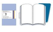 Moleskine Volant Pocket Plain Blue