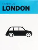 London (Crumpled City Map)