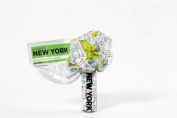 New York (Crumpled City Map)