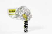 Paris (Crumpled City Map)