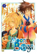 Moon Boy: v. 3