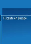 Fiscalite En Europe