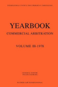 Yearbook Commercial Arbitration : Volume 3