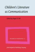 Children's Literature as Communication