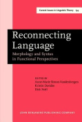 Reconnecting Language