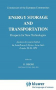 Energy Storage and Transportation