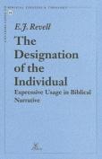 The Designation of the Individual