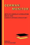 Jews in German Literature Since 1945