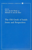 The Old Greek of Isaiah