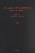Apuleius of Madauros, Pro Se De Magia (2 vols)