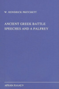 Ancient Greek Battle Speeches and a Palfrey