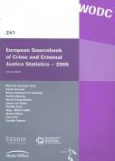 European Sourcebook of Crime and Criminal Justice Statistics