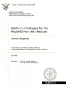 Platform Ontologies for the Model-driven Architecture