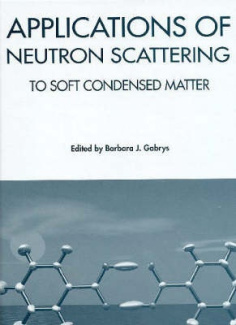 Applications of Neutron Scattering to Soft Condensed Matter