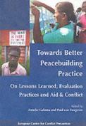 Towards Better Peacebuilding Practice