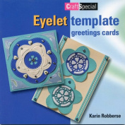 Eyelet Template Greetings Cards
