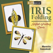 Iris Folding Stylish Greeting Cards
