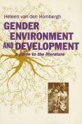 Gender, Environment and Development