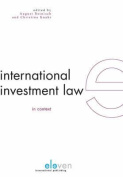 International Investment Law in Context