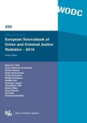 European Sourcebook of Crime and Criminal Justice Statistics