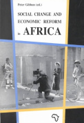 Social Change and Economic Reform in Africa
