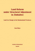 Land Reform Under Structural Adjustment in Zimbabwe