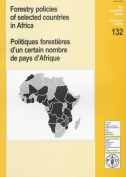 Forestry Policies of Selected Countries of Africa