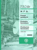 FAO Yearbook,Forest Products,1998-2002