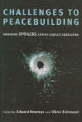 Challenges to Peacebuilding