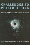 Challenges to Peacebuilding