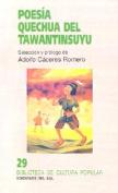 Poesia Quechua Del Tawantinsuyu