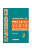Cambridge CAE Practice Tests 2