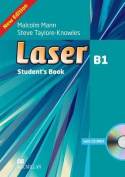 Laser B1 - Student Book - With CD Rom - Includes Material for PET