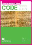 Code Green B1 Interactive Whiteboard Material