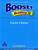 Boost!: Reading level 3