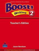 Boost! Writing Level 2 Teacher's Book
