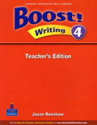 Boost! Writing: Level 4
