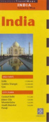 India (Periplus Travel Maps)