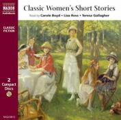 Classic Women's Short Stories [Audio]