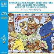 Sparky's Magic Piano and Other Classic Recordings [Audio]