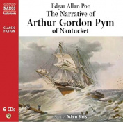 The Narrative of Arthur Gordon Pym  [Audio]
