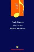 Alte Tanze (Early Dances)