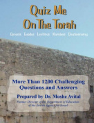 Quiz Me On The Torah