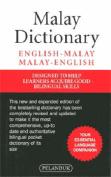 English-Malay & Malay-English Pocket Dictionary