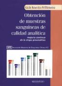 Obtencion de Muestras Sanguineas de Calidad Analit [Spanish]